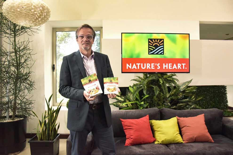 Patricio Astolfi, Director General de Nestlé y Malher Guatemala. / Agencia