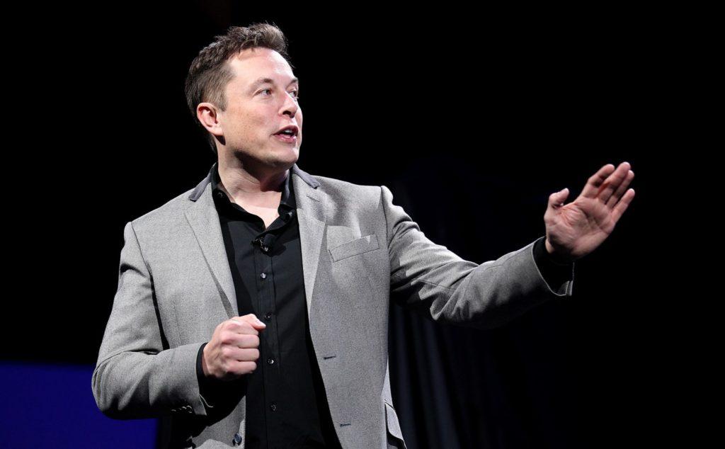Elon Mosk MBA