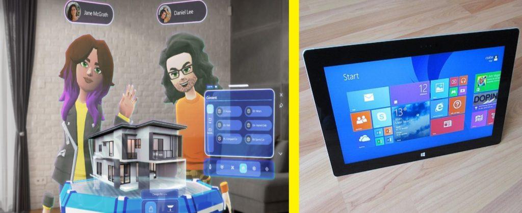 Microsoft a la vanguardia: implementa hologramas para el teletrabajo