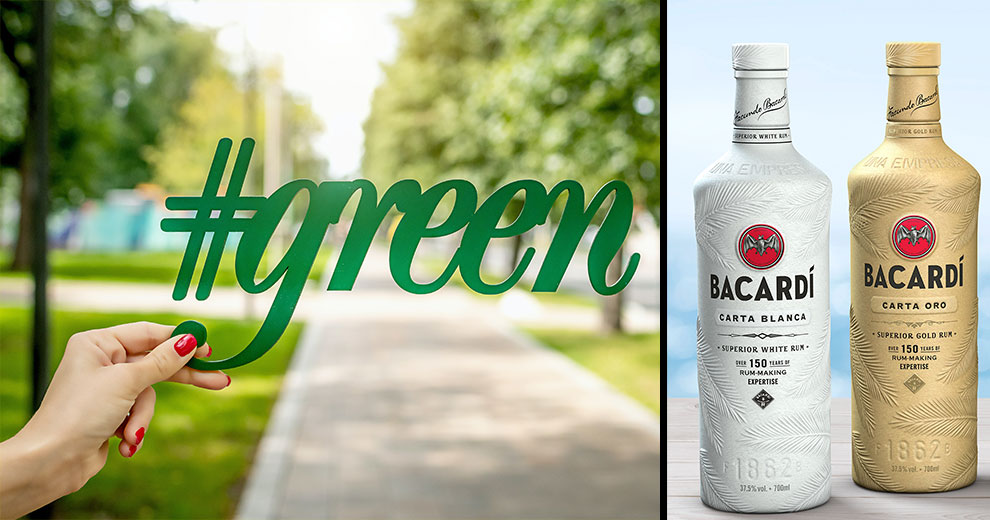 Industria de bebida alcohólica apuesta a botellas biodegradables