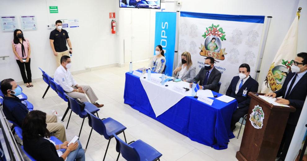 El IGSS lidera iniciativa que beneficia a miles de pacientes renales